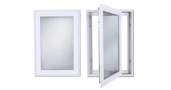 Yanish Custom Exteriors - Casement Window