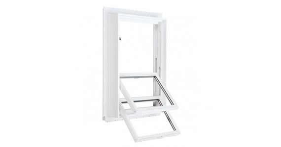 Yanish Custom Exteriors - Double Hung Window