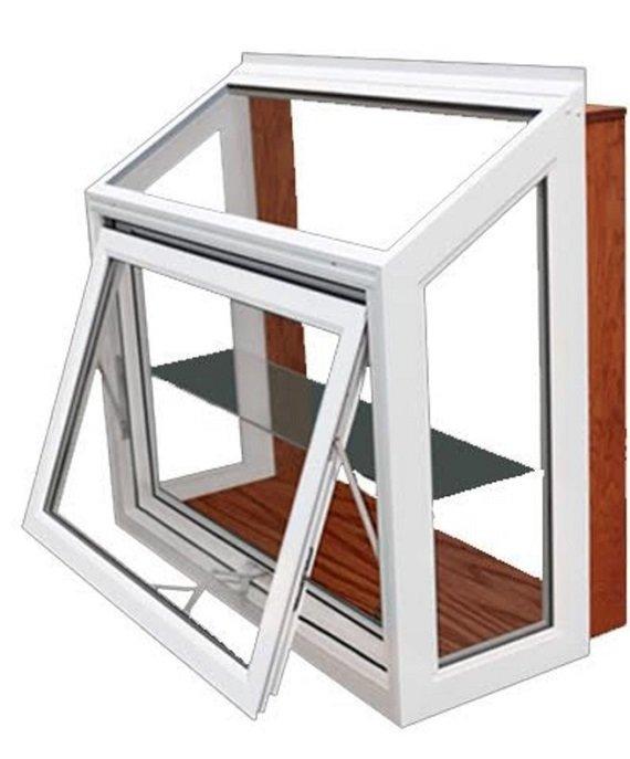 Yanish Custom Exteriors - Garden Window